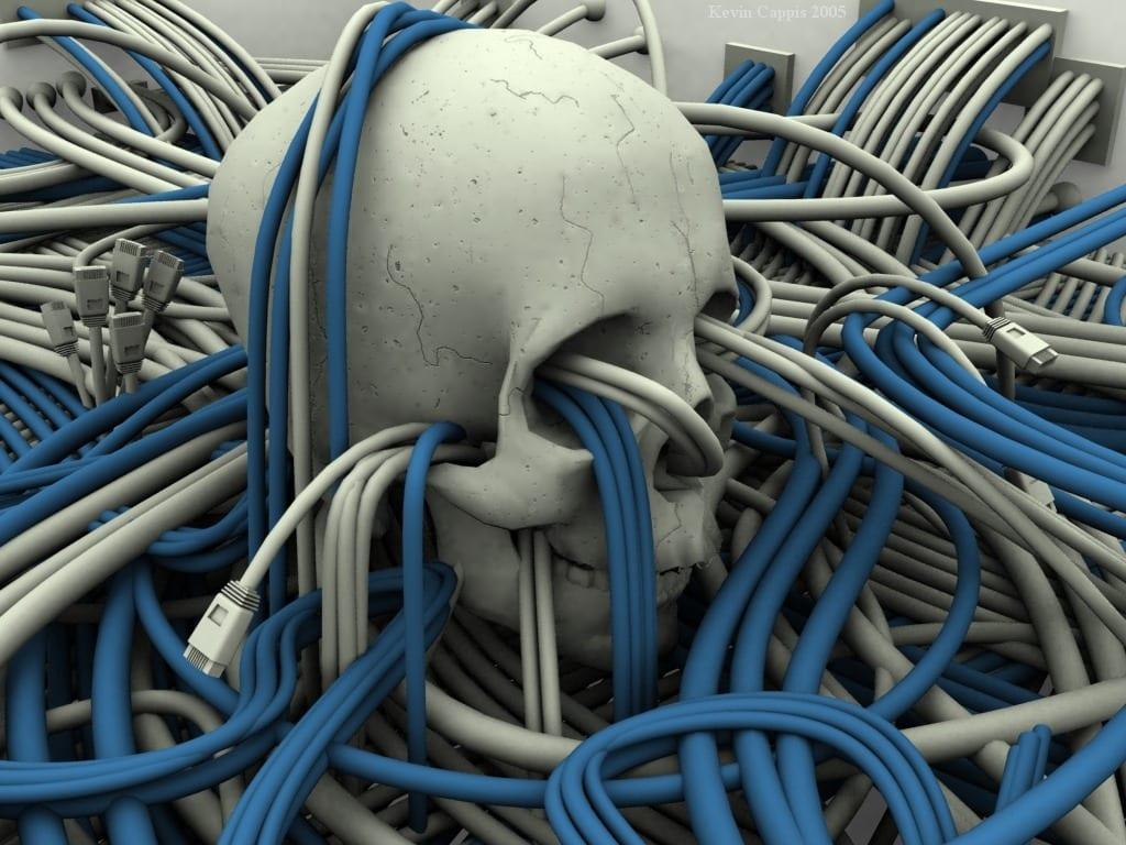 cyberwarfare image