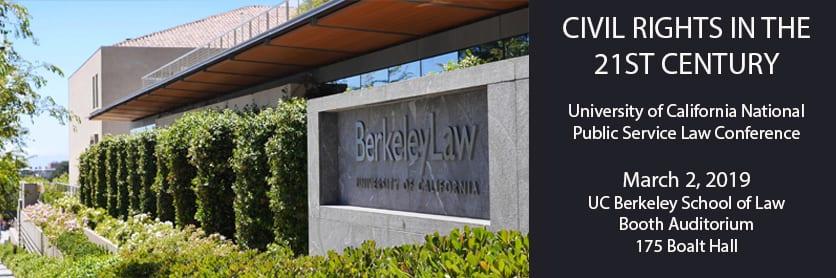 UC Public Service Law Conference | Berkeley Law