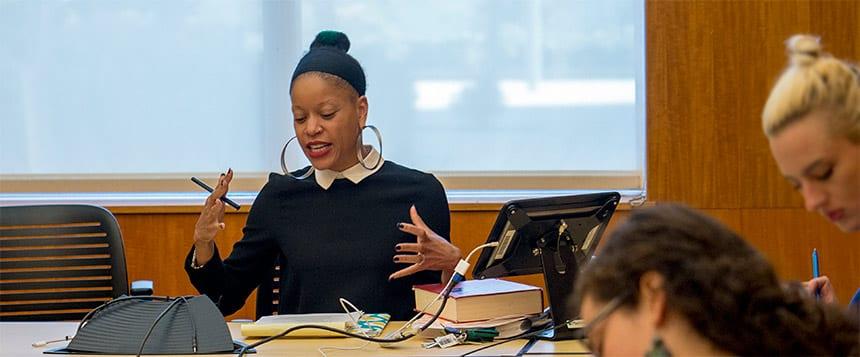 Professor Khiara M. Bridges