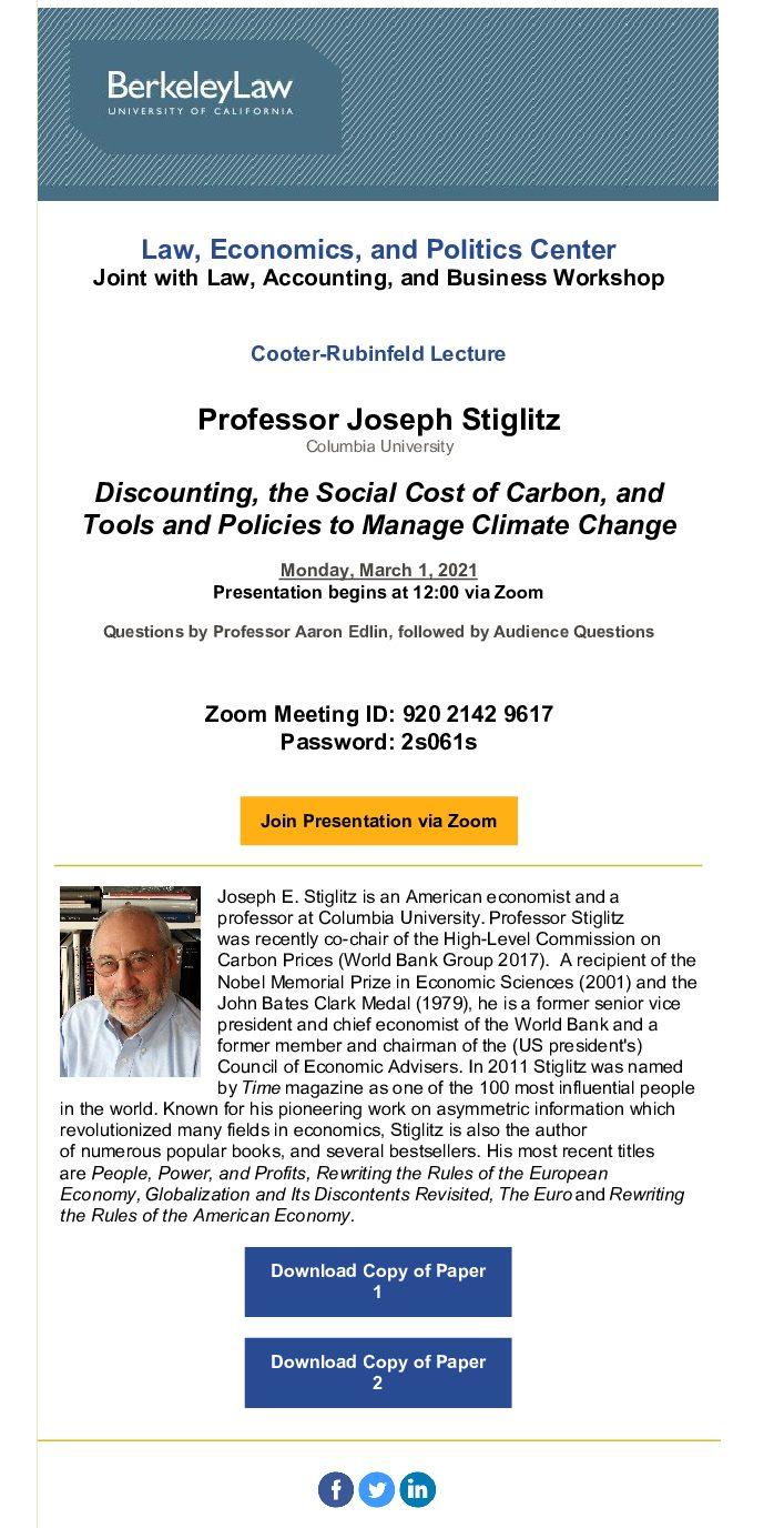 Berkeley 2022 Academic Calendar.Lectures Events Berkeley Law